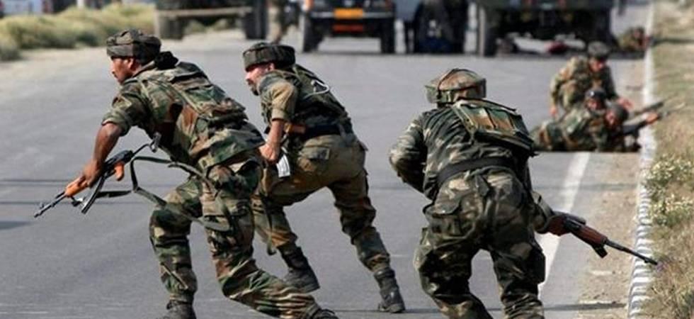 Militants attack in Keran sector amid Rajnath Singh's Kashmir visit (Representational Image)