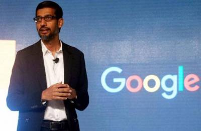 Google won't develop AI for use in weapons, says Sundar Pichai