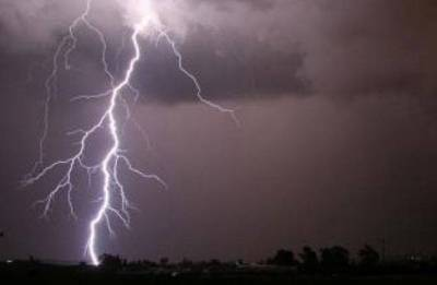 Five die in separate lightning strikes in UP