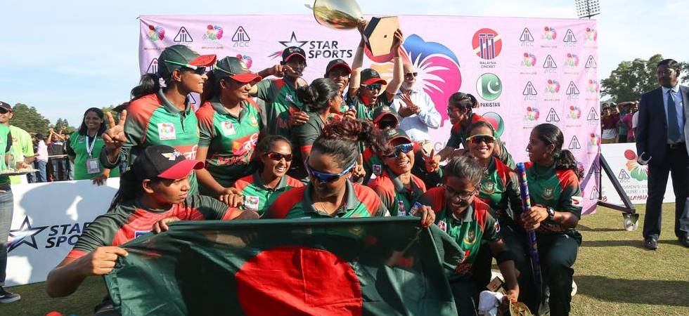 Bangladesh defeat India in a thriller to clinch Asia Cup Women's T20