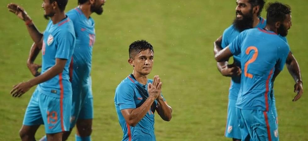 Intercontinental Cup Final, India vs Kenya: Sunil Chettri brace helps India to win 2-0