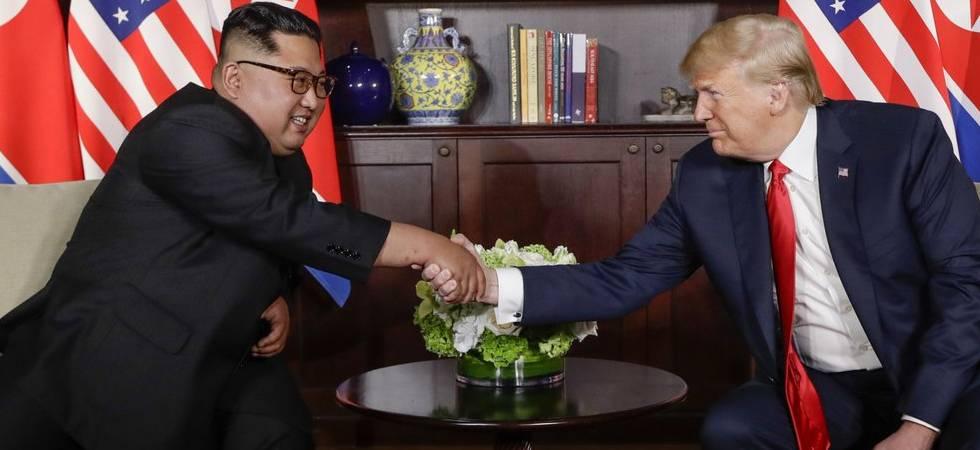 Trump Kim Summit: US and North Korean leaders hold unprecedented talks