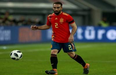 FIFA World Cup 2018: Back in time! Dani Carvajal returns to Spain's full team training