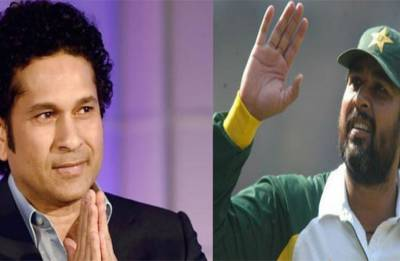 When Sachin Tendulkar shares touching moment featuring Imzamam-ul-Haq