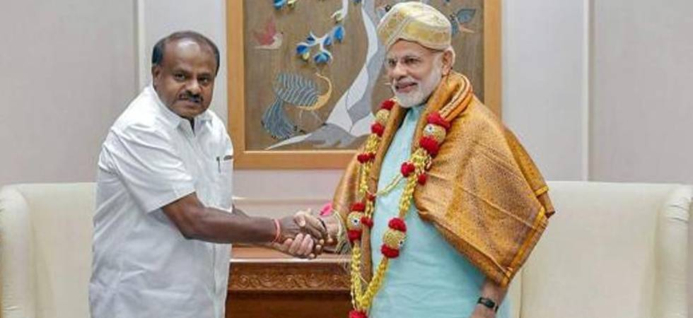 More concerned about development of state: HD Kumaraswamy on Modi's #FitnessChallenge