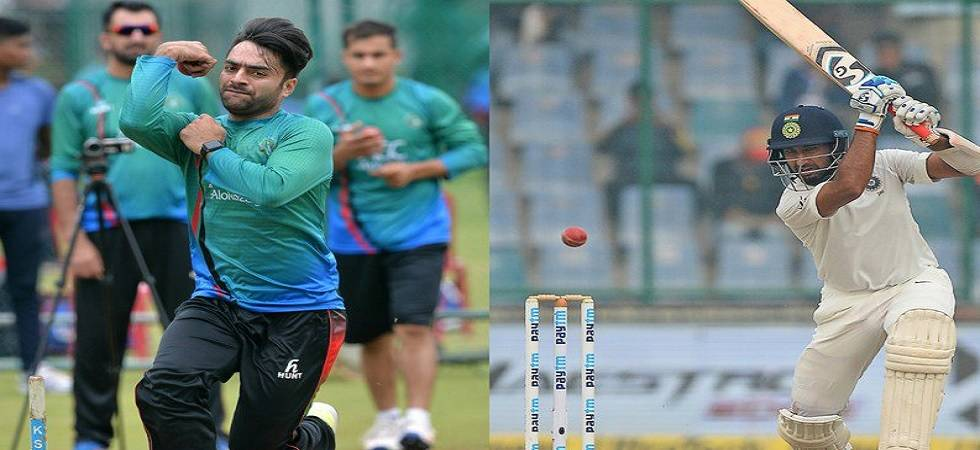 India vs Afghanistan Preview: Can the debutants showcase miracle against the top ranked hosts?(Twitter)