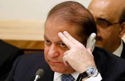 Nawaz Sharif leaves for UK to see ailing wife