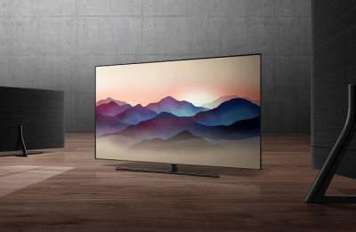 Samsung unveils new range of televisions