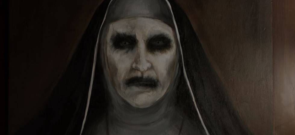 The Nun teaser: Bonnie Aarons as Valak continues to give you nightmares