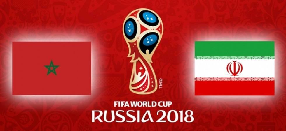 Morocco vs Iran Live Score, FIFA World Cup 2018