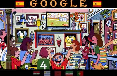FIFA World Cup 2018: Google Doodle celebrates footballing extravaganza