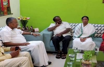 Four non-BJP CMs seek to meet Delhi L-G Anil Baijal