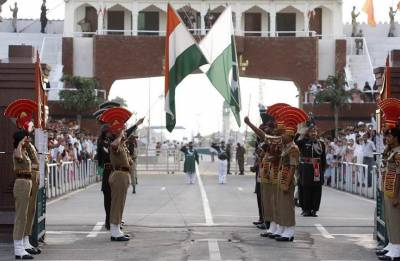Amid heightened tension along LoC, no exchange of sweets at Attari-Wagah border this Eid