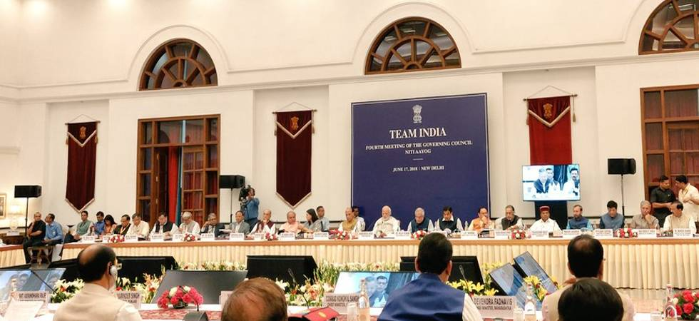 NITI Aayog meeting: PM Modi assures Centre's assistance to flood-affected states