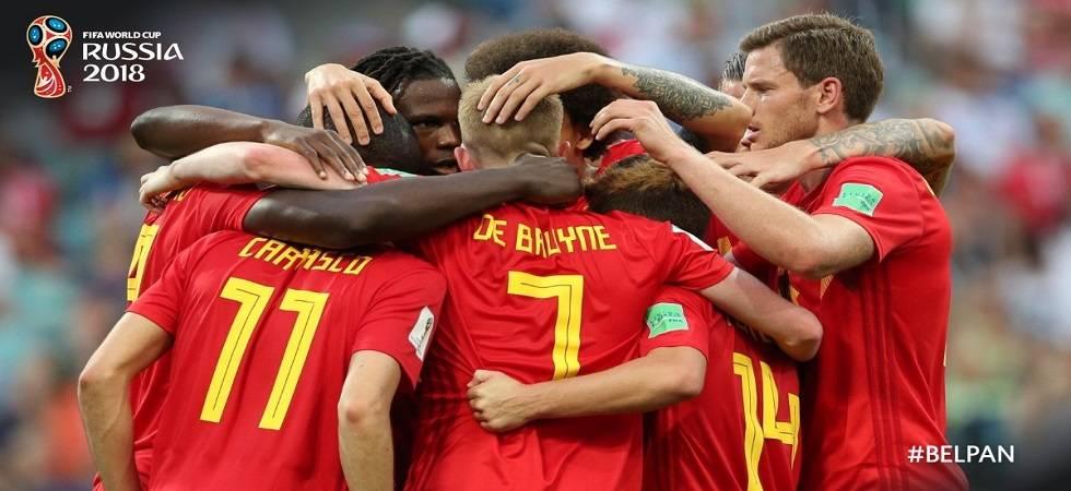 FIFA World Cup 2018 Live Score, Belgium vs Panama