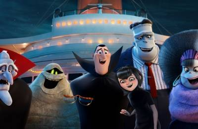 'Hotel Transylvania 3' to release in India on July 20