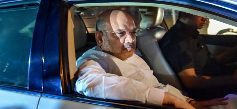 Cracks in PDP-BJP alliance! Amit Shah calls top J&K leaders for urgent meet in Delhi (PTI photo)