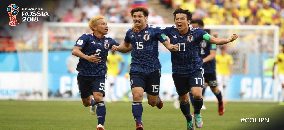 FIFA World Cup 2018 Live Score, Colombia vs Japan