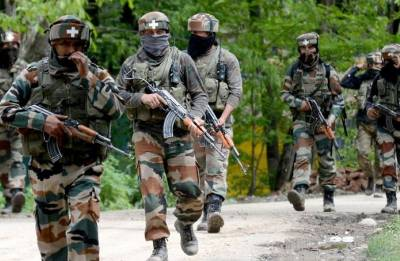 Jammu and Kashmir: Security forces gun down 3 terrorists in Pulwama's Hayuna Tral