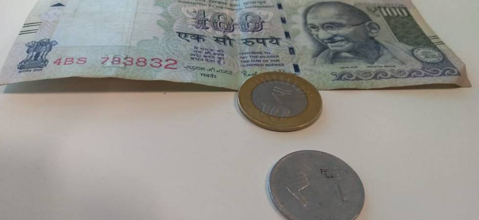 Rupee slides 4 paise to 68.03 against US dollar in opening trade