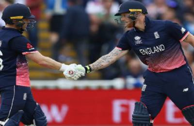 England post new ODI record total of 481 runs