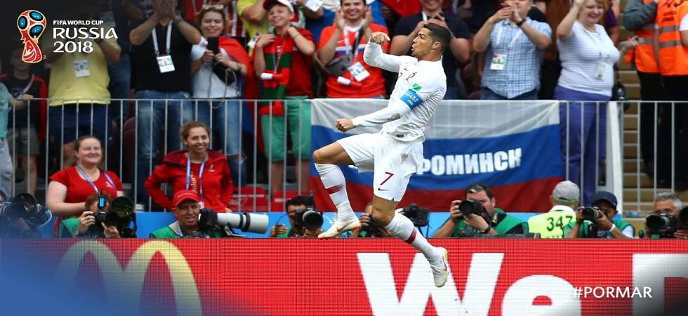 FIFA World Cup 2018 Live Score, Portugal vs Morocco at Luzhniki Arena in Moscow