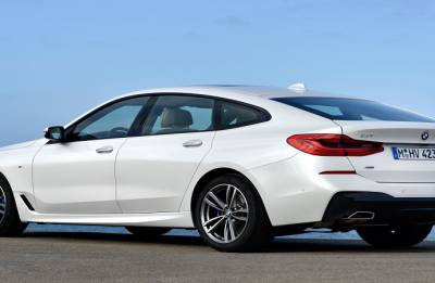 First-ever BMW 6 Series Gran Turismo Now Available in Diesel Variant