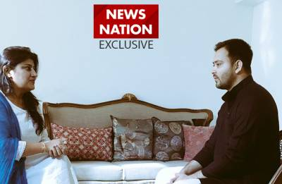 News Nation EXCLUSIVE: I will be RJD's CM face in Bihar, announces Tejashwi Yadav