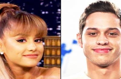 Confirmed! Pete Davidson, Ariana Grande engaged