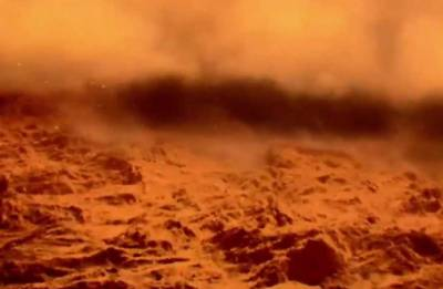 Dust storm in Mars: Curiosity rover beams back captivating images of Martian storm