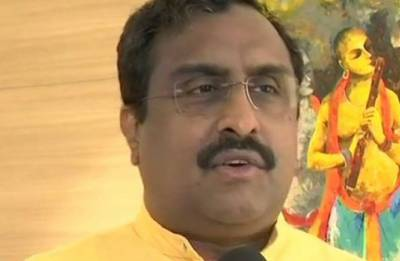 Abandoned government not people of Jammu and Kashmir, says BJP's Ram Madhav