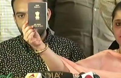 Inter-faith couple harassed at Lucknow passport office, asked to change religion