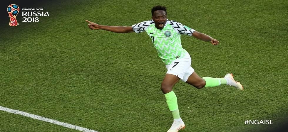 FIFA World Cup 2018 Live Score, Nigeria vs Iceland