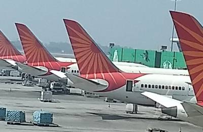 Several Air India flights delayed at Delhi's IGI Airport after server failure