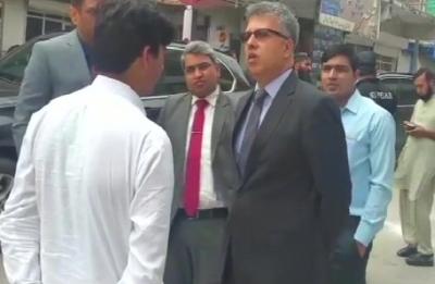 Pakistan bars Indian envoy Ajay Bisaria from visiting Gurdwara Panja Sahib