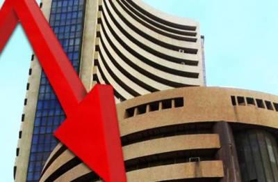 Closing Bell: Sensex slides 219 points on weak global cues
