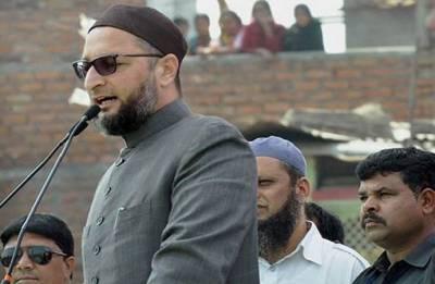 Sambit Patra compares Asaduddin Owaisi with Mohammad Ali Jinnah; AIMIM president hits back