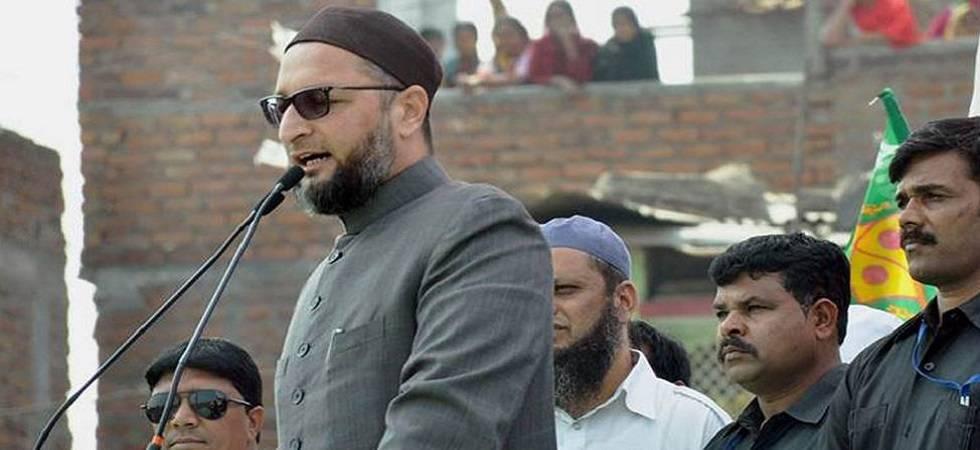 BJP compares Asaduddin Owaisi with Jinnah; AIMIM chief hits back (File Photo)