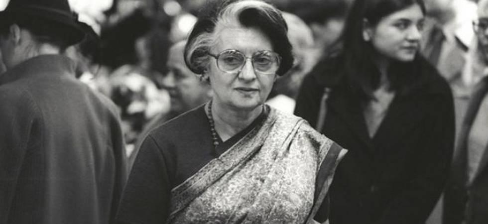 Former prime minister Indira Gandhi (Photo: File/PTI)