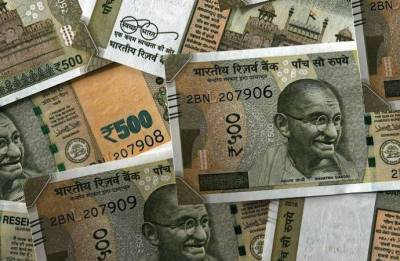 RBI sets rupee reference rate at 68.1676 against dollar