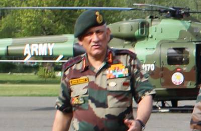 Army chief dismisses UN report on human rights violation in Kashmir