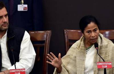 Congress concedes race for Rajya Sabha deputy post, to back TMC candidate