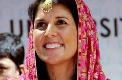 Visit aimed at solidifying 'US love' for India, says Nikki Haley