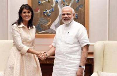 PM Modi, US envoy Nikki Haley discuss India-US cooperation in counter-terrorism