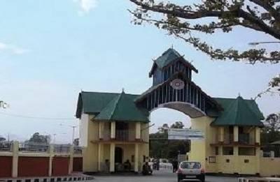 Manipur University Students Union continue agitation against Vice Chancellor