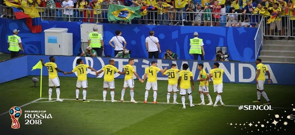 FIFA World Cup 2018 Live Score, Colombia vs Senegal at Cosmos Arena, Samara