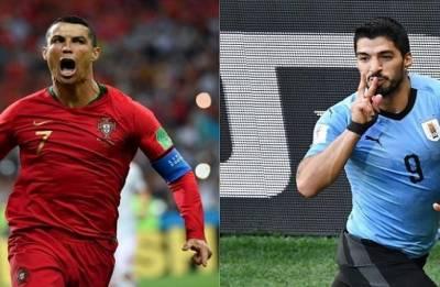 FIFA World Cup 2018: Portugal-Uruguay clash more than Ronaldo vs Suarez, says Alves