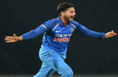 Kuldeep Yadav feeling at home after four-fer against Ireland