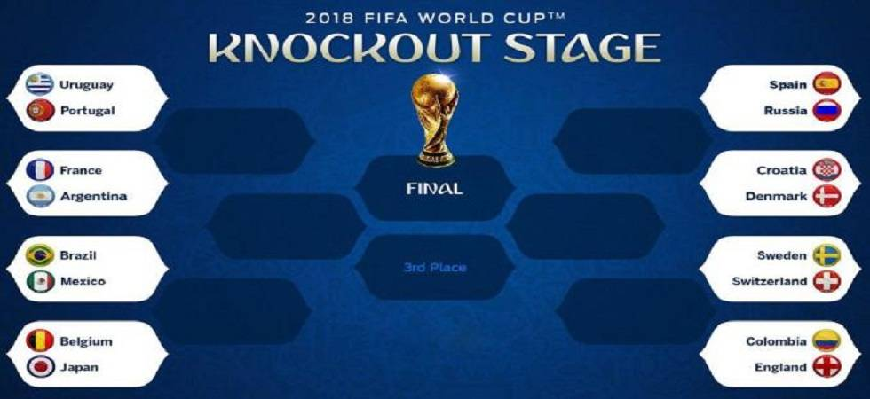 FIFA World Cup 2018 up for grabs after dramatic group stage (Photo: Twitter)