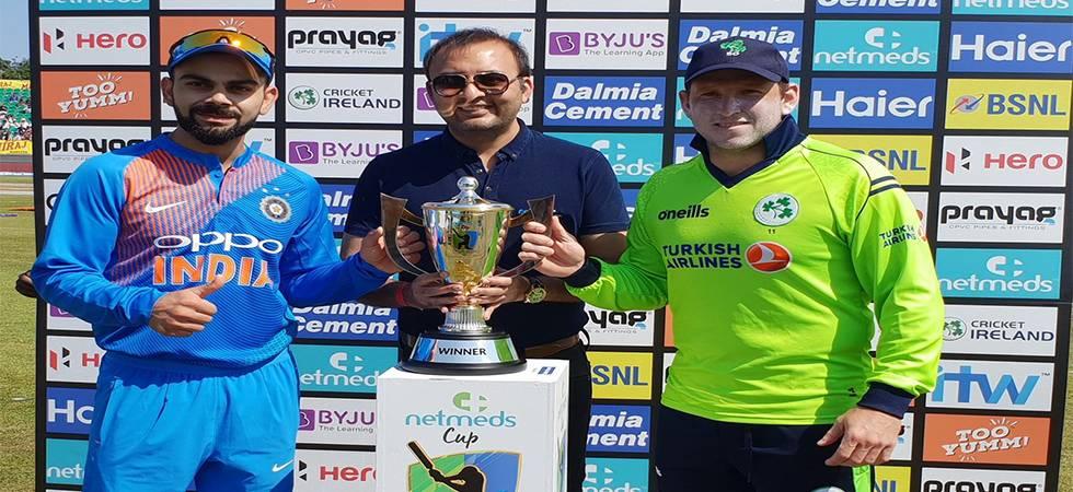 India vs Ireland, Live Score 2nd T20I at The Village Dublin